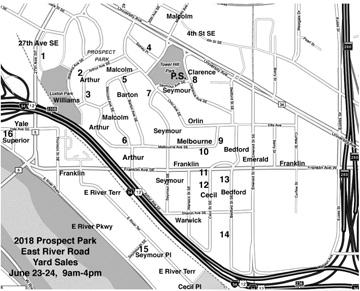 Yard Sale Days - Events - Prospect Park Neighborhood Minneapolis